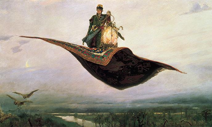 Histoire secrète de l'aviation antique