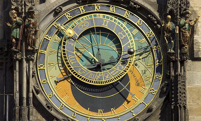 La forme du temps