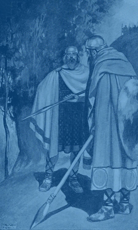 Tuatha De Danaan - Eden Saga - english
