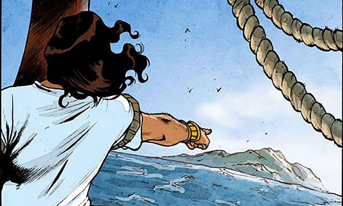 L'odyssée de Rama