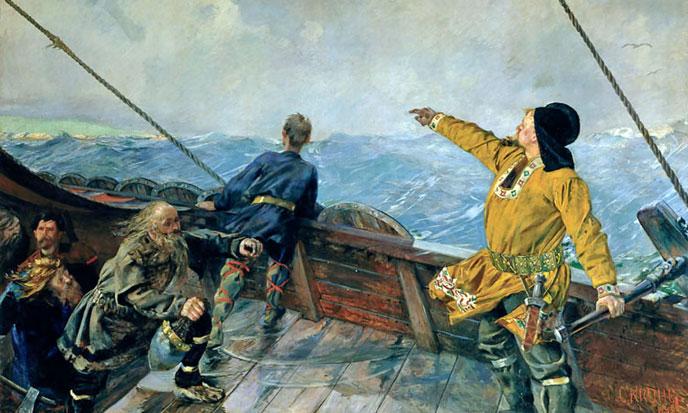 vikings-decouvreurs-Christian-krohg-leiv-eriksson-688po